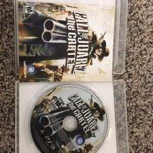 playstation Other - Call of Juarez the cartel and sniper 2